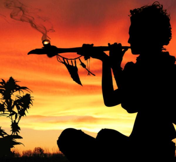 tribal law on marijuana
