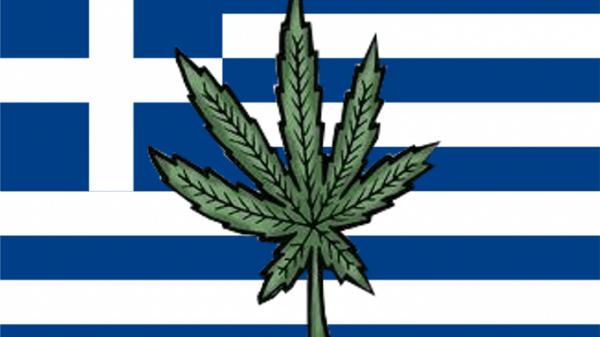 Greece cannabis