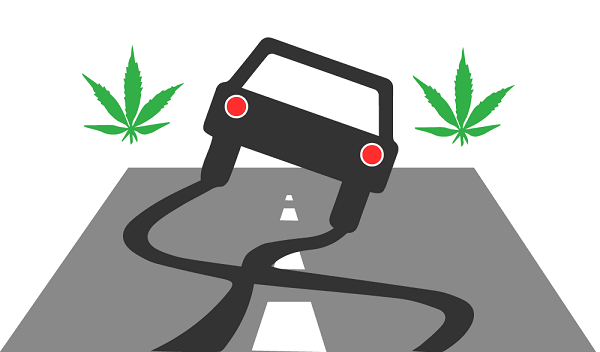 weed driving